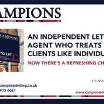 Campions Bristol Letting marketing campaign